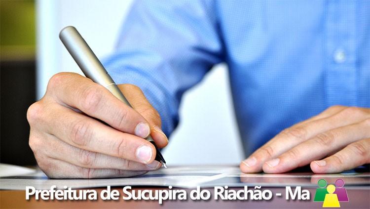 Prefeitura de Sucupira do Riachão – MA lança edital de processo seletivo