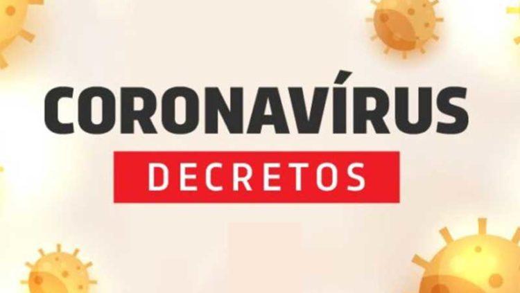 Prefeitura Municipal reforça e estabelece medidas de enfrentamento a pandemia do Covid-19 para o mês de Maio/2020 no Município de Sucupira do Riachão