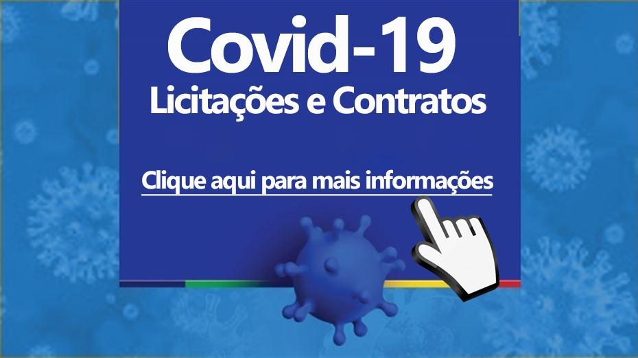 Licitações Covid-19 - Contratação Direta